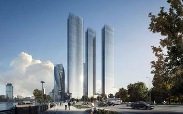 ЖК «Capital Towers» от Capital Group - планировки, цены